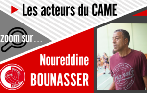 Zoom sur...Noureddine BOUNASSER !